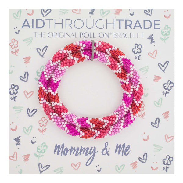 <br> Mommy & Me Roll-On® Bracelets <br> Cupid