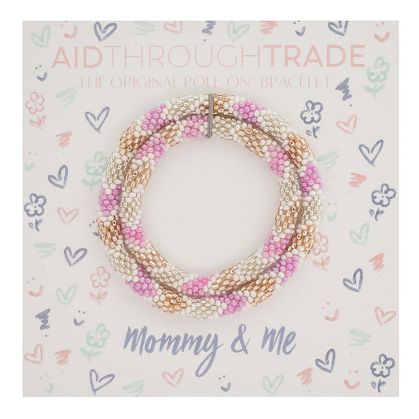 <br> Mommy & Me Roll-On® Bracelets <br> Dollhouse
