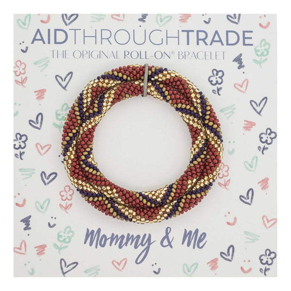Mommy & Me Roll-On® Bracelets <br> Earthberry *NEW*
