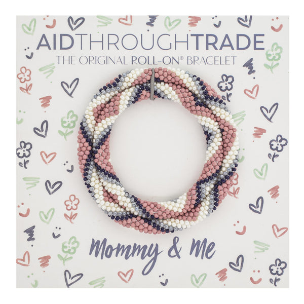 <br> Mommy & Me Roll-On® Bracelets <br> Pixie