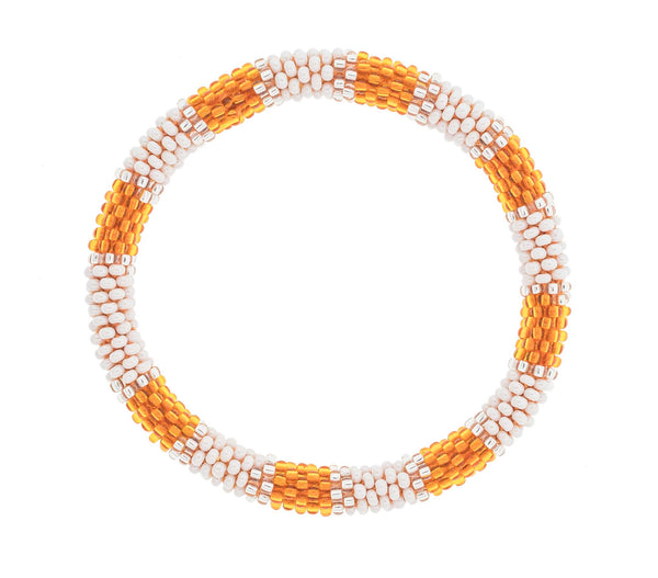Game Day Roll-On® Bracelet <br> Burnt Orange