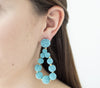 <br>The Chelsea Teardrop <br> Turquoise