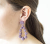 <br>The Chelsea Teardrop <br> Mauve