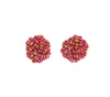 <br>Rosette Earrings<br> Carousel