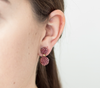 <br>The Waldorf Earring<br> Wildflower