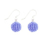<br>The Bauble Earring <br> Periwinkle