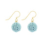 <br>The Bauble Earring <br> Turquoise