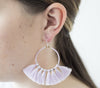 <br> The Dreamer Earring <br> Seashell