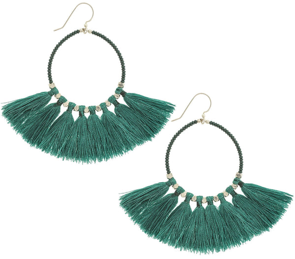<br> The Dreamer Earring <br> Pine