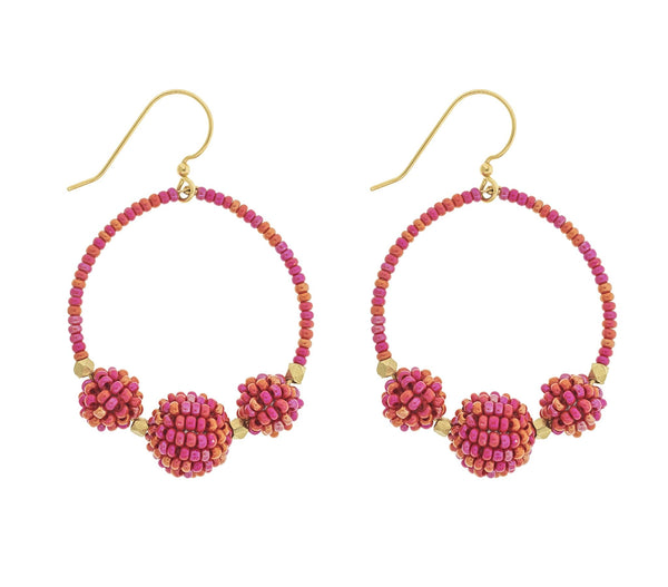 <br> The Uptown Girl Hoops <br> Carousel