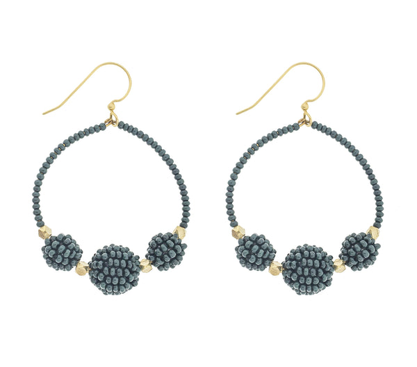 <br> The Uptown Girl Hoops <br> Pine