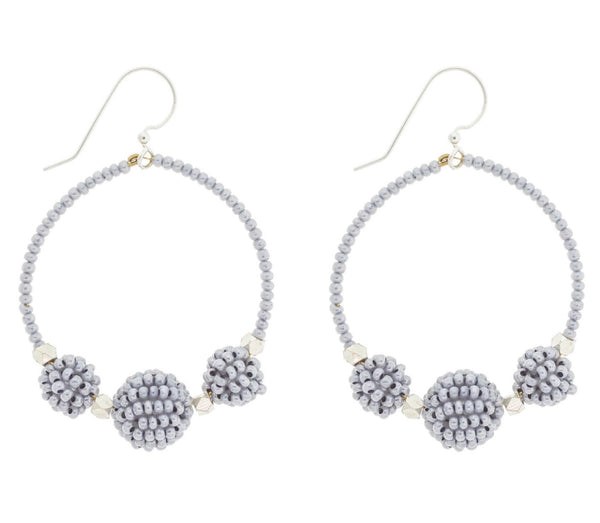 <br>The Uptown Girl Hoops <br> Pixie