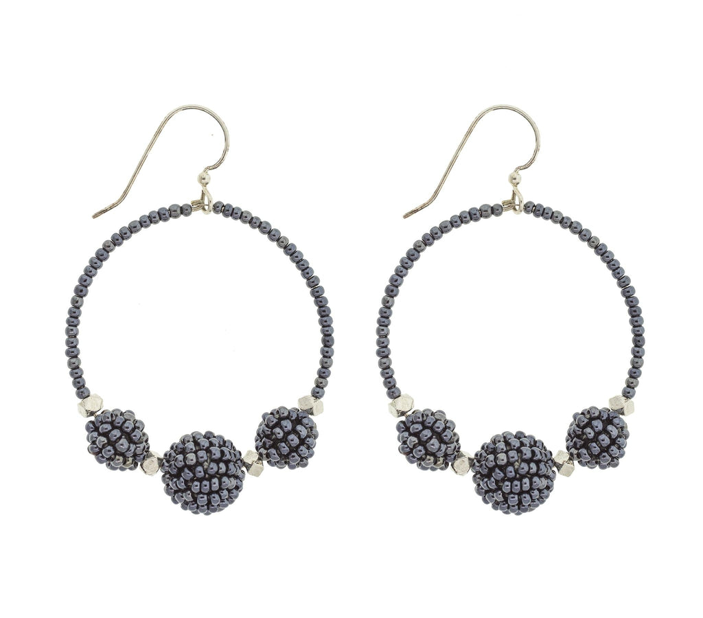 <br> The Uptown Girl Hoops <br> Steel