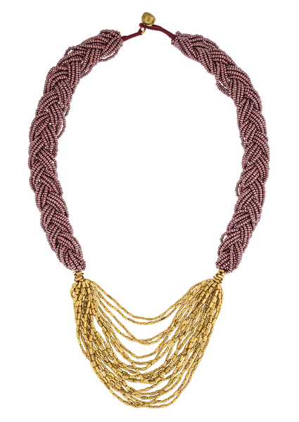 <br>The Braided Hema<br> Wildflower
