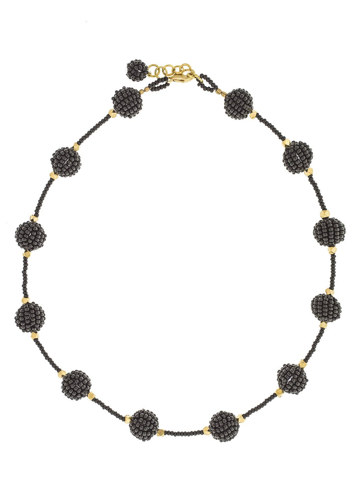 <br>The Brooklyn Necklace<br> Black
