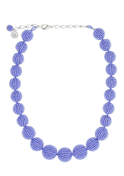 <br>The Olivia Necklace <br> Periwinkle