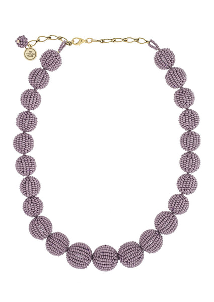 <br>The Olivia Necklace <br> Mauve