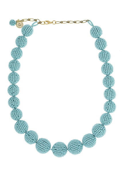 <br>The Olivia Necklace <br> Turquoise