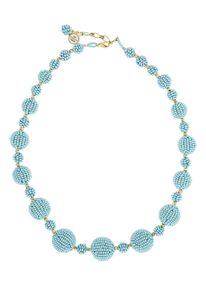 <br>The Waldorf Necklace <br> Turquoise