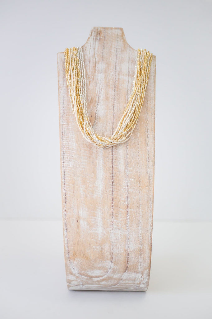 Sweet Strands Necklace <br> Glam