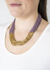 <br>Hema Necklace <br> Mauve