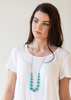 <br>The Uptown Girl <br> Turquoise