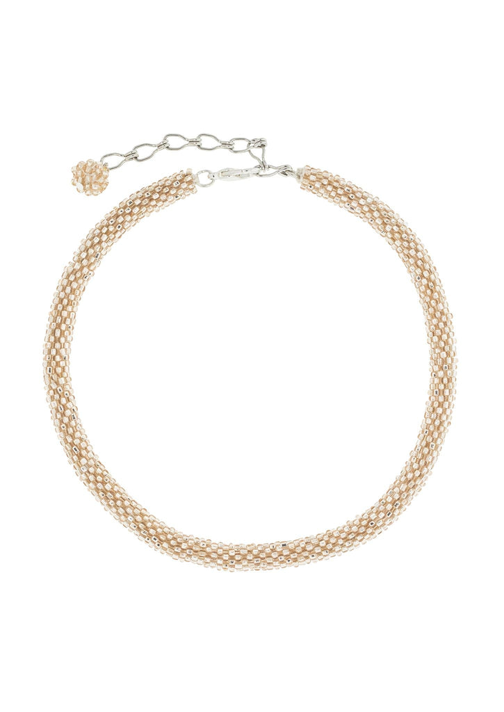 <br> Roll-On® Choker <br> Rose Gold