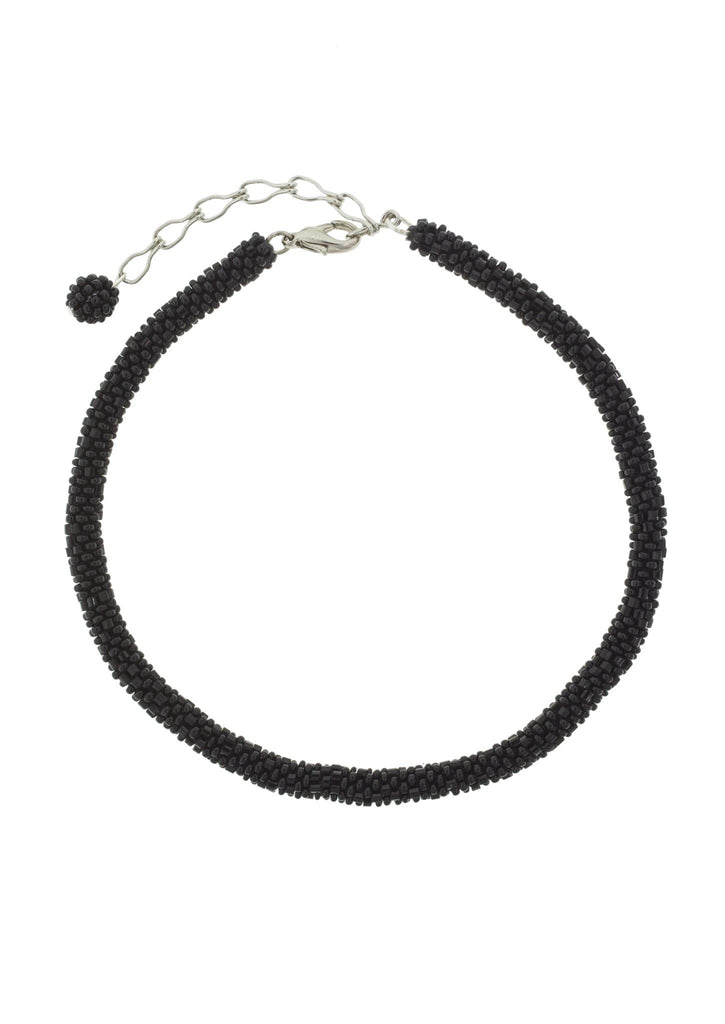 <br> Roll-On® Choker <br> Black