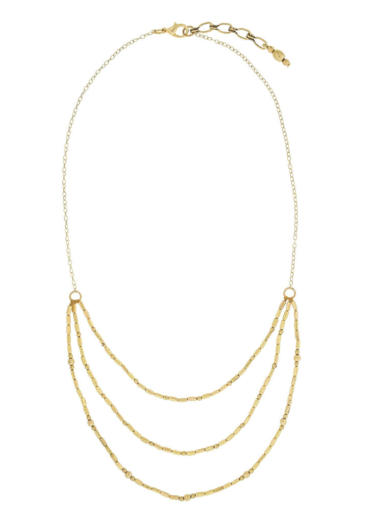 <br>The Tiered Cali Necklace