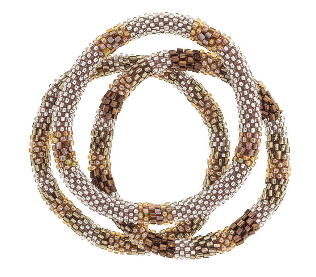 Roll-On® Bracelets <br> Hazelnut