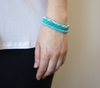Roll-On® Bracelets <br> Turquoise *NEW*