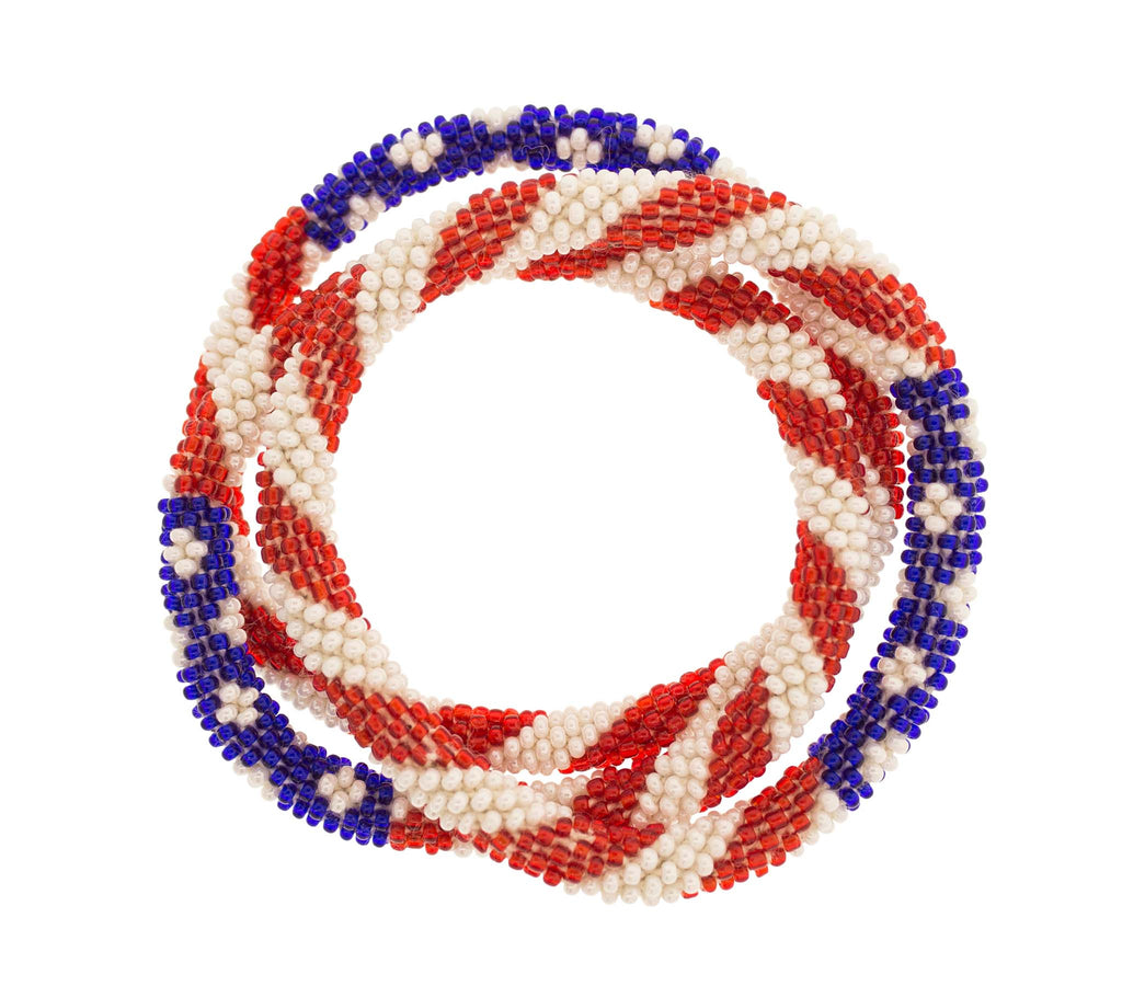 Rollies® Set of 3 (Kids) <br> Stars And Stripes