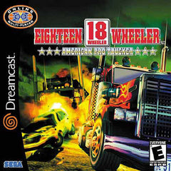 18 Wheeler: American Pro Trucker Box Art