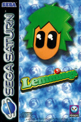 3D Lemmings Box Art