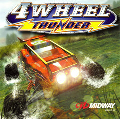 4 Wheel Thunder Box Art