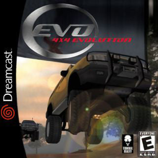 4x4 Evolution Box Art