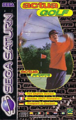 Actua Golf Box Art