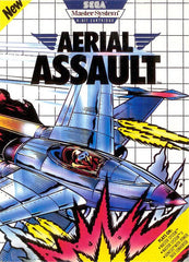 Aerial Assault Box Art