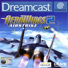 AeroWings 2: Air Strike Box Art
