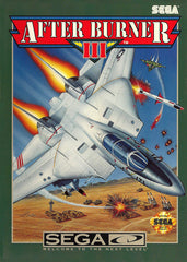 After Burner III Box Art
