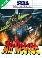Air Rescue Box Art