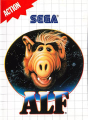 ALF Box Art