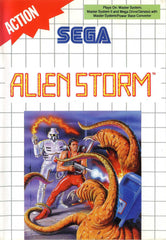 Alien Storm Box Art
