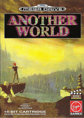 Another World Box Art