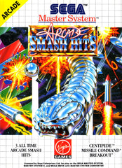 Arcade Smash Hits Box Art