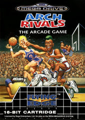 Arch Rivals Box Art