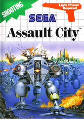 Assault City Box Art