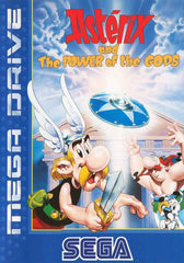 Asterix and the Power of The Gods Box Art