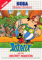 Asterix and the Secret Mission Box Art