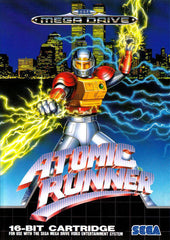 Atomic Runner Box Art